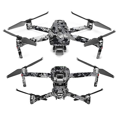 MightySkins Skin for DJI Mavic 2 Pro or Zoom – Viper Urban | Protective, Durable, and Unique Vinyl Decal wrap Cover | Easy to Apply, Remove, and Change Styles | Made in The USA