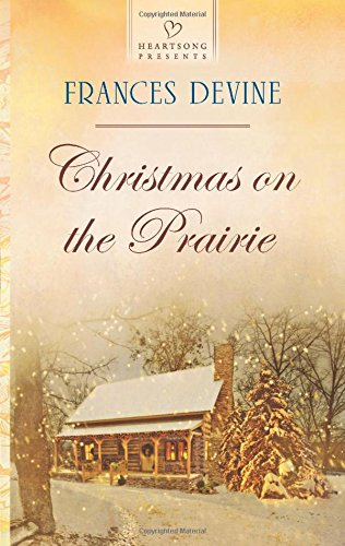 book cover of Christmas on the Prairie