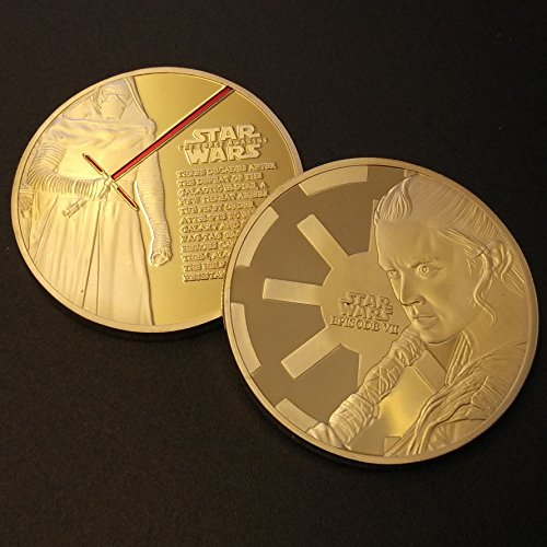 Gold Plated Game Coin - 5