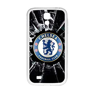 Cool painting Chelsea Footvall Club Hot Seller Stylish Hard Case For Samsung Galaxy S4 wangjiang maoyi