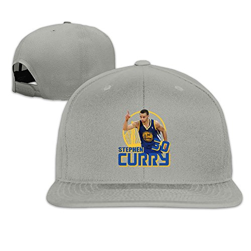 tom-cool-unisex-warriors-stephen-curry-30-baseball-hat-ash