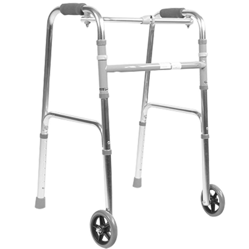 気質アップ 普遍的な車輪の多機能歩行装置が付いている歩行者の厚いアルミ合金   B07NPHWM74, 2019年新作:2cf26044 --- a0267596.xsph.ru
