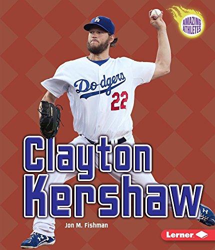 Clayton Kershaw Amazing Athletes Fishman product image