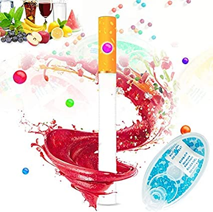 Box zur Aufbewahrung der aromatischen H/ülsen Kugeln Premium Menthol Aroma Kapseln 100er Set Inkl menthol24de DIY Menthol Click Filter Kapseln