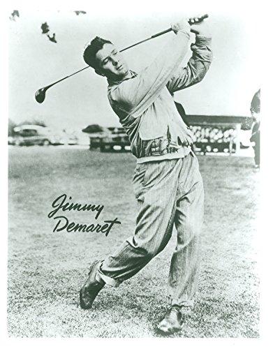 Golf Legend Jimmy Demaret 8x10 Photo - Jimmy Demaret Golf