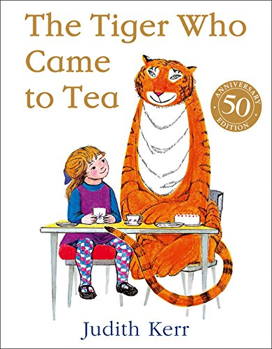 Image result for the tiger who came to tea book