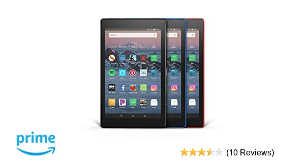 amazon com all new fire hd 8 3 pack 16gb includes special offers