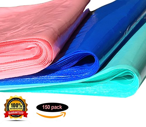 150-9x12-plastic-merchandise-bags-retail-shopping-bags-gift-bags-party-bags-with-handle-colors-inclu