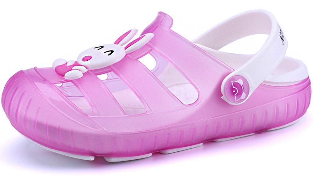 Gaatpot Enfant Sabots Mules Fille Garçon Tongs Sandales de Plage à Enfiler Chaussures Clog Chaussons Pantoufles Été
