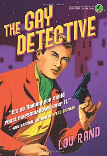 The Gay Detective by Brand: Cleis Press