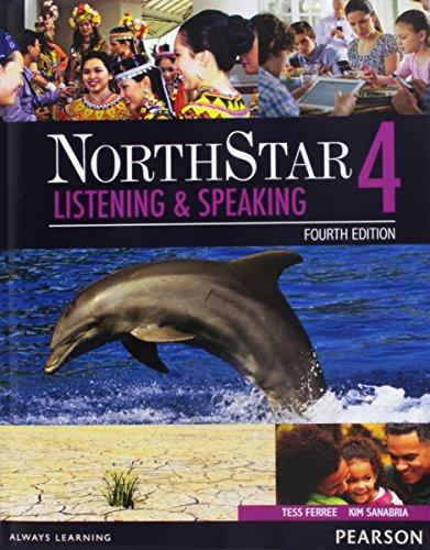 NorthStar Listening & Speaking 4, Domestic w/o MEL (ELT Custom Version)