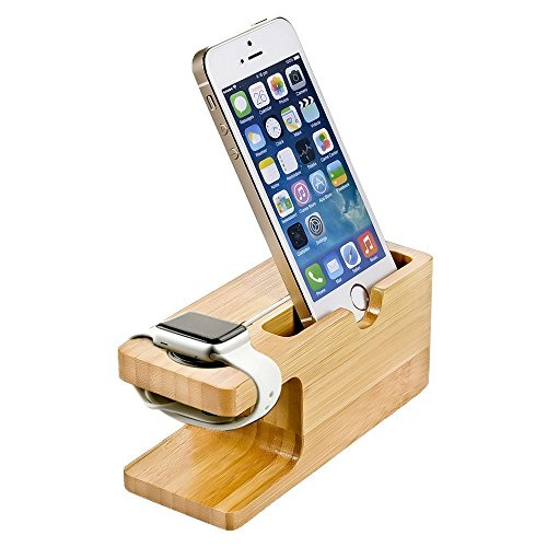 Wooden Charge Docking Station Released