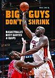 Big Guys Don't Shrink, Eric Zweig, 1554073863