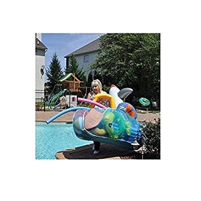POUCH812 Pool Blaster Swimming Pool Raft Float Toy Pouch Holder 60