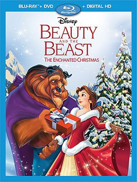 (Beauty and the Beast The Enchanted Christmas (Blu-Ray + DVD + Digital HD))