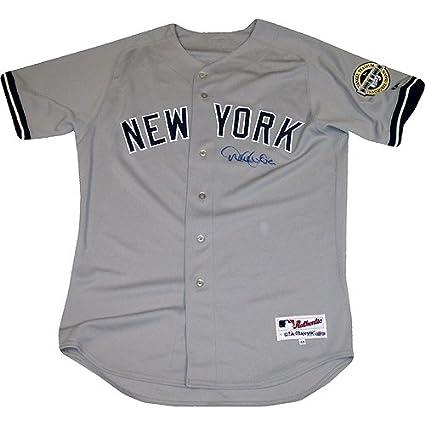 brand new cfb6f 60a25 MLB New York Yankees Derek Jeter 2009 Authentic Road Jersey ...