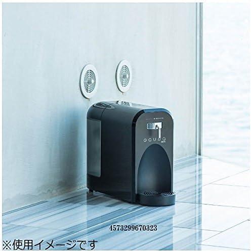 水素水 水素水生成器 GAURAmini(ガウラミニ)SSH-T1 ブラック 高濃度の水素水をご自宅で、オフィスでオシャレな水素水サーバー