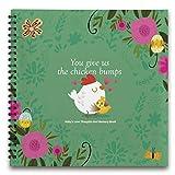 Libro de primicias del bebé: folleto de memoria y álbum de fotos para darle la bienvenida a su pequeño