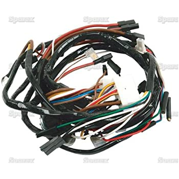 amazon com d6nn14a103j tractor wire wiring harness diesel for ford rh amazon com Ford 5000 Tractor Wiring Harness Ford 5000 Tractor Wiring Harness
