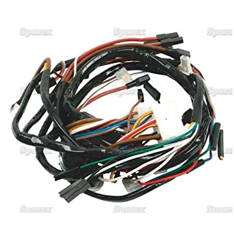 amazon com: ford tractor main wiring harness - fits series 2000 3000 4000  us diesel tractors '65-74 incl  industrial loader/backhoe: industrial &  scientific