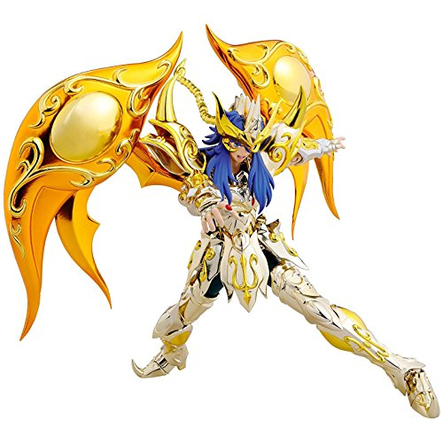 Saint Seiya Soul of Gold: God Cloth Scorpio Milo Myth EX Action Figure