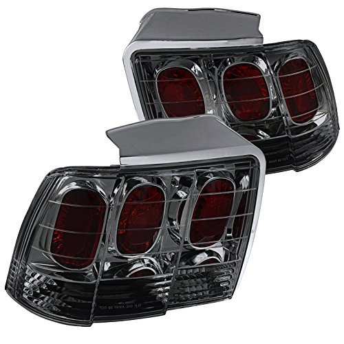 Shelby Cobra Led Tail Lights - 6