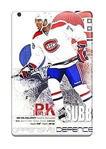 For Ipad Mini/mini 2 Premium Tpu Case Cover Montreal Canadiens (55) Protective Case