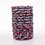BAI-Fine 10m, 15m, 20m Tug-of-war Rope Sports & Outdoors Strength Training Equipment Linen Rope for Outdoor School Army (Size : 10m)