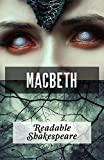 Image of Macbeth: A Readable Version (Readable Shakespeare)