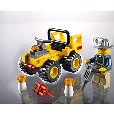 Lego, City, Mining Quad (30152): Toys & Games