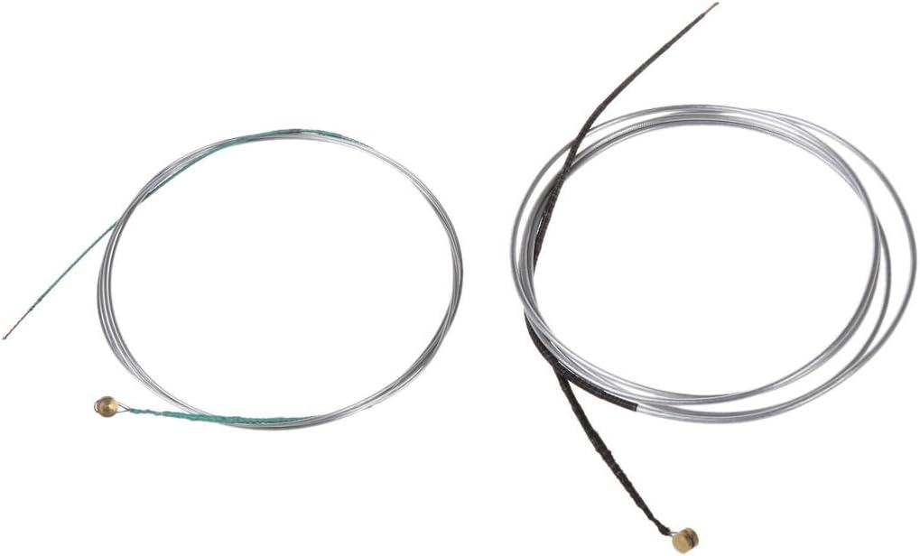 4//4-1//2 Globalflashdeal Nouvelle Spock S312 qutres Cordes de Violoncelle en alliage et en cuivre-nickel de A D G C Taille
