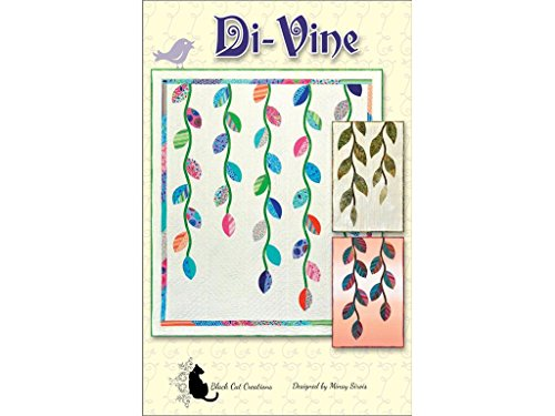 Black Cat Creations Black Cat Di-Vine Ptrn Divine Vine