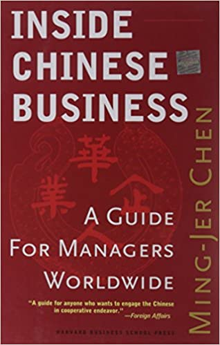 Read Inside Chinese Business: A Guide for Managers Worldwide PDF, azw (Kindle), ePub