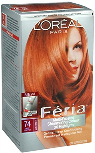 loreal-feria-permanent-haircolor-gel-74-copper-shimmer-deep-copper-1-each-pack-of-2