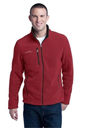 53a9b27db35 Image Unavailable. Image not available for. Color  Eddie Bauer - Full-Zip  Fleece Jacket