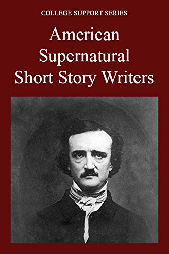 American Supernatural Short Story Writers (College Support Series) (The Legend Of Sleepy Hollow Critical Analysis)