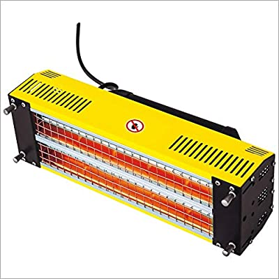 SOLARY IR2 Infrared Dryer 230V Baking Infrared Paint Curing Lamp Short Wave Infrared Heater