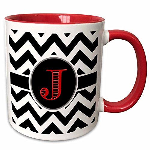 BrooklynMeme Designs monogram Two Tone mug 252169 5