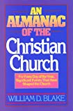 An Almanac of the Christian Church, William Blake, 0871238977