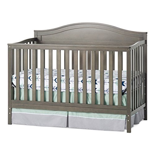 Child Craft F32701.48 Sidney 4-In-1 Convertible Crib Foundations