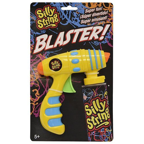 Silly String Blaster Playset -