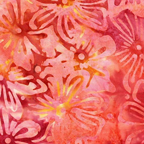 Amazon Batiks - 9222 - by Blank Quilting - Fabric by The -