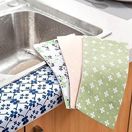 Bazaar Verduras cocina lavamanos adhesivo pegatinas impermeables pegatina baño lavabo
