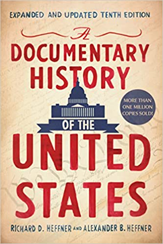 Amazon A Documentary History Of The United States