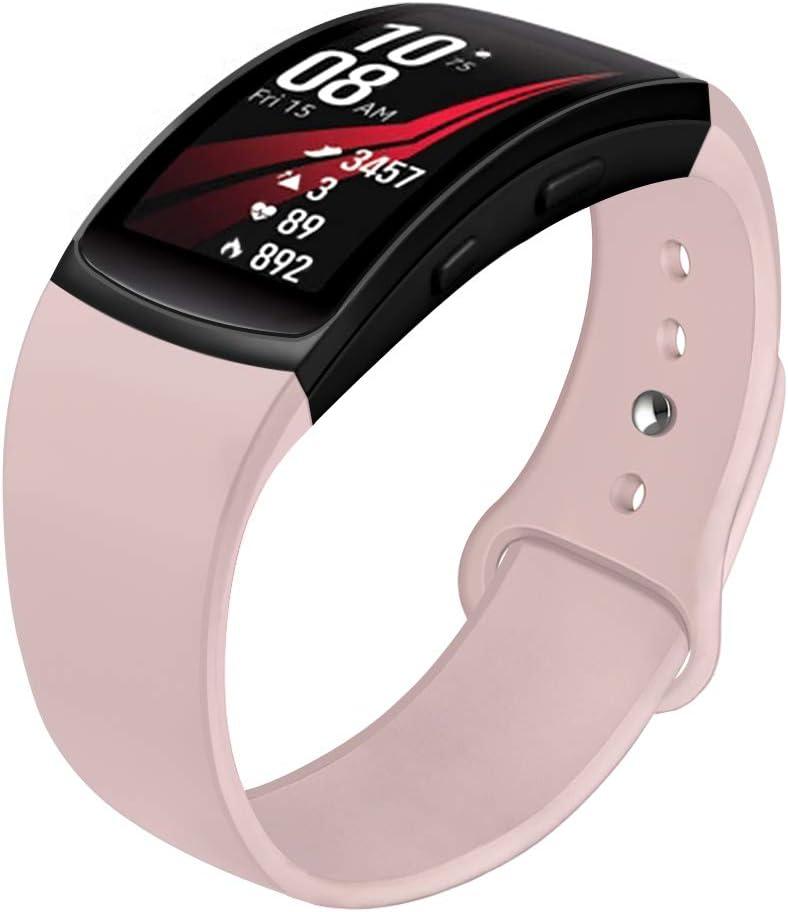 Malla para  Samsung Gear Fit 2 y Fit 2 Pro Rosa