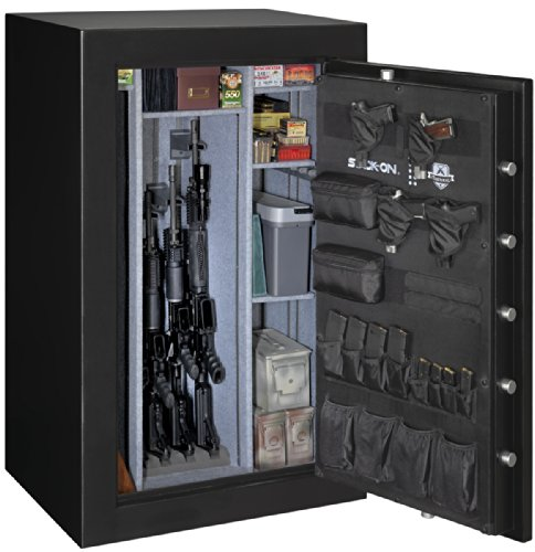 Amazon.com: Stack-On TS-20-MB-E-S Fire Resistant Tactical Security ...