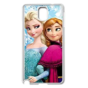 Frozen Samsung Galaxy Note 3 Cell Phone Case White L0558000