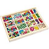 Legler Kit de perles Vivien à partir de 3 ans