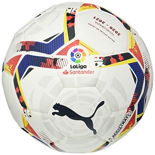 PUMA Laliga 1 Accelerate Hybrid Ball Balón de Fútbol, Unisex Adulto a buen precio
