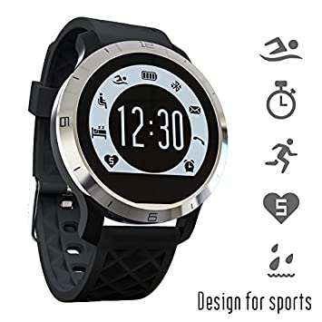yikeshu F69 Sport Smart Watch Waterproof Bluetooth Fitness Tracker ...